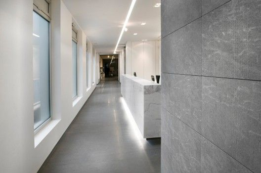 Zulte stone company buro interior design insite for Buro interior