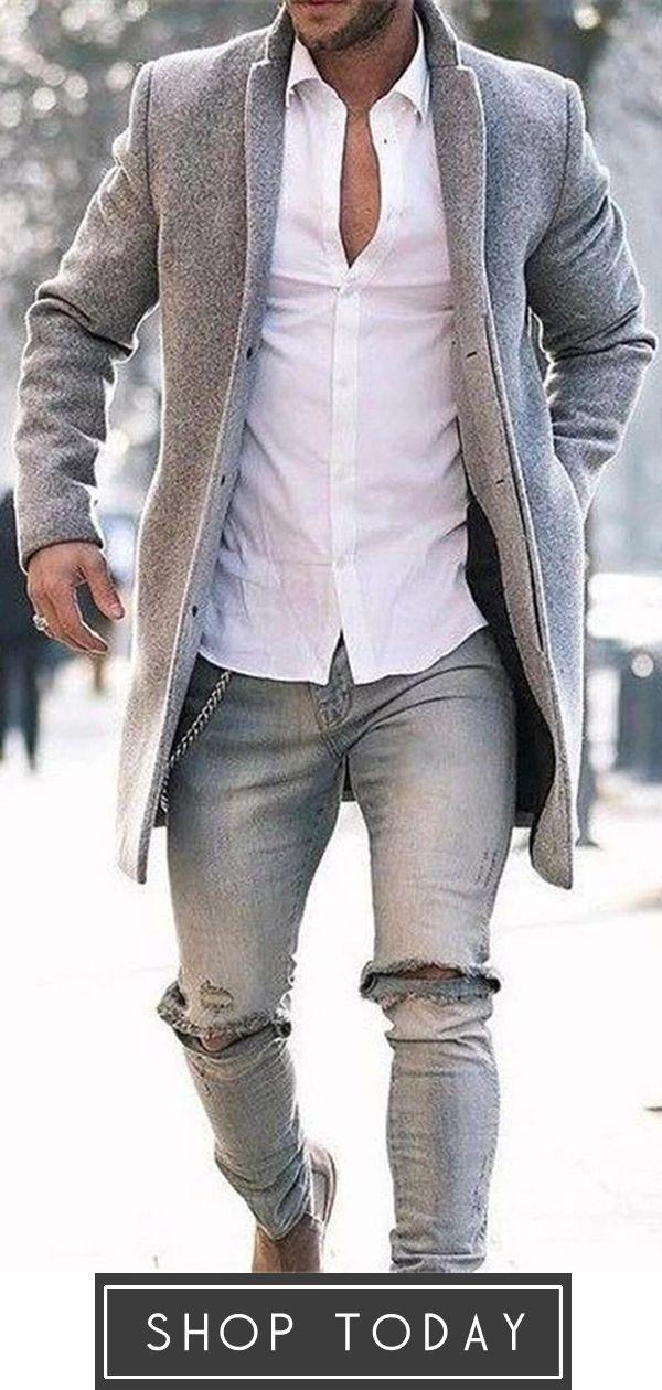 Männer dicke mode für 8 Mode