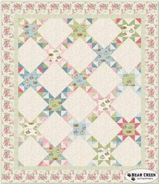 Anne of Green Gables - A Quilt For Anne Free Pattern | Quilt ... : romantic quilt patterns - Adamdwight.com
