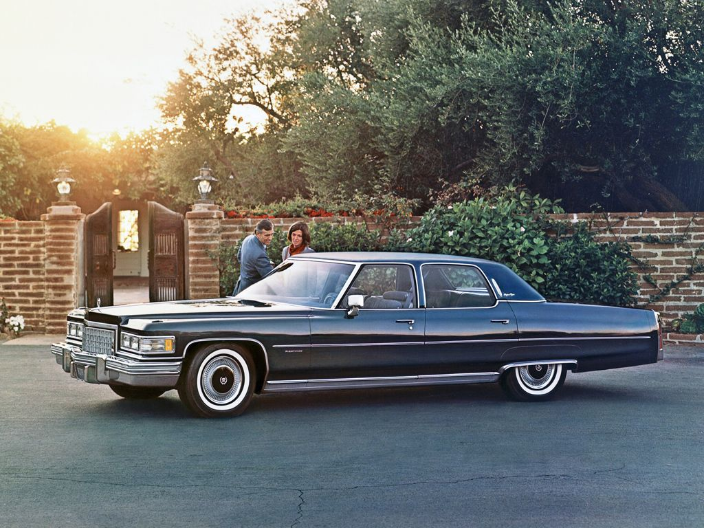 1976 cadillac fleetwood sixty special brougham deelegance