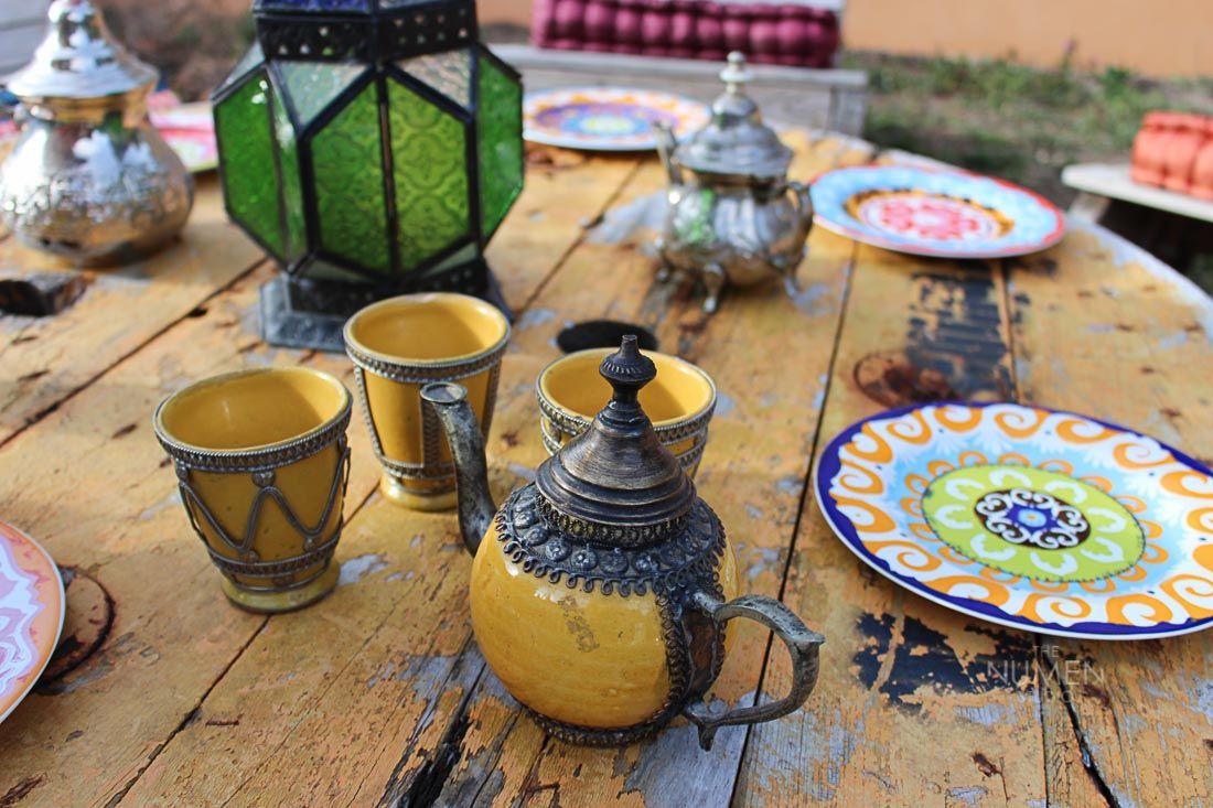 Detalle de objetos de decoraci n marroqu marruecos decoracion portfolio chalet en el Decoracion marruecos