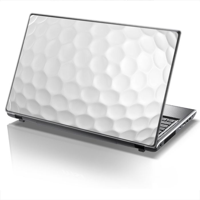Laptop Cover GOLF BALL by Sticky!!!