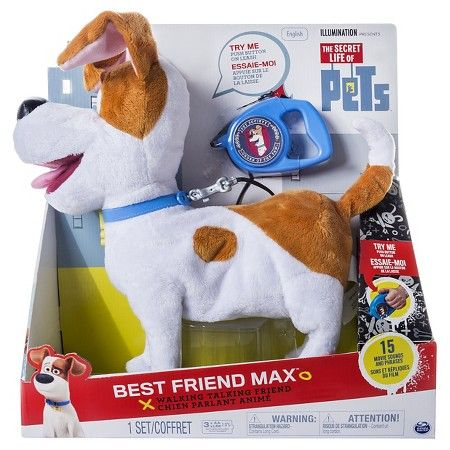 The Secret Life Of Pets Best Friend Max Target Secret Life Of