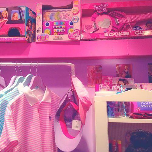 и к у ℓє ☹ Barbie Pink Aesthetic Pink