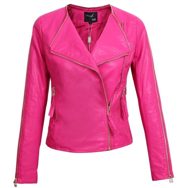 jacketers.com cheap leather jackets for women (17) #womensjackets ...