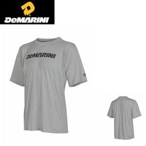 DeMarini Yard Work Wordmark T - Grey