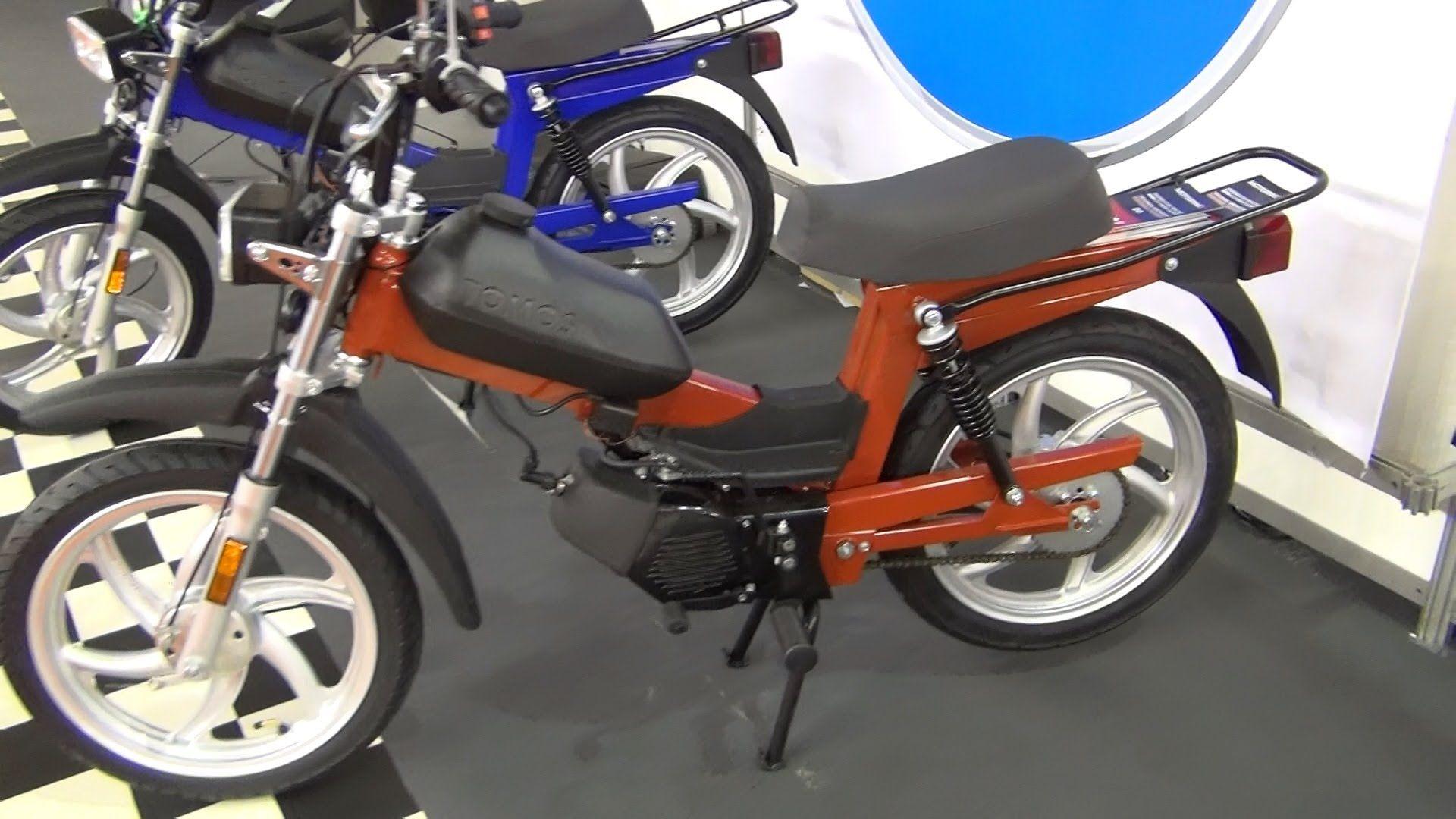 Tomos Apn 6s Moped Motorcycle Apn Car Show