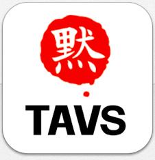 TAVS som app er en digital animeret udgave af den