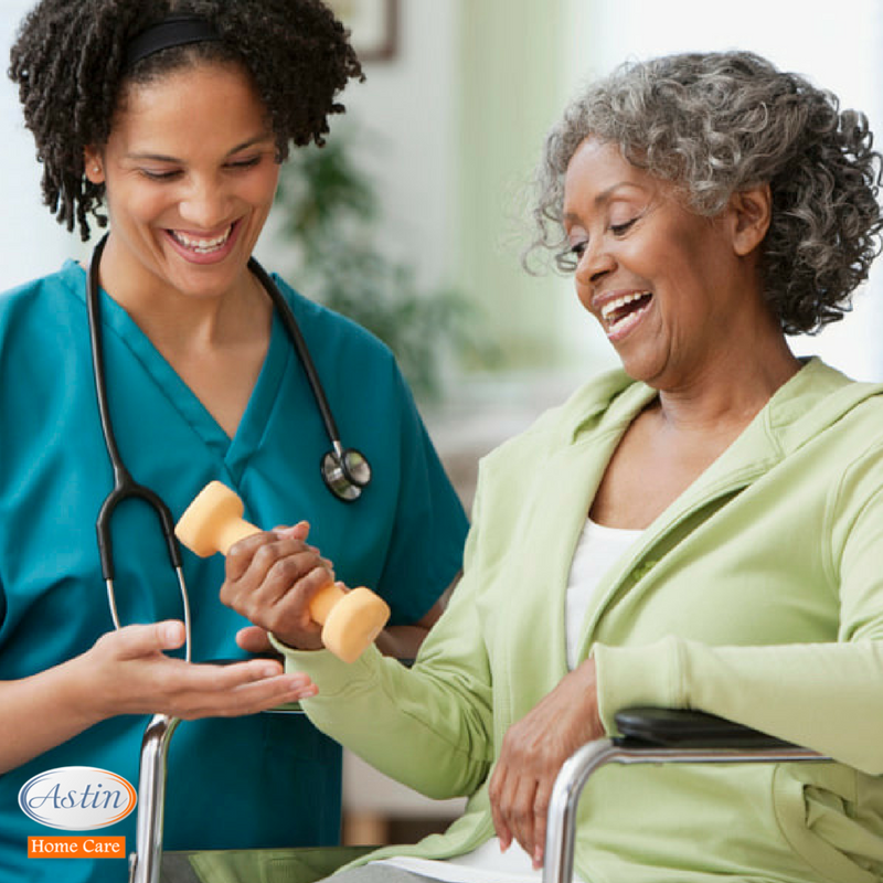 The home care solution is one that helps support and