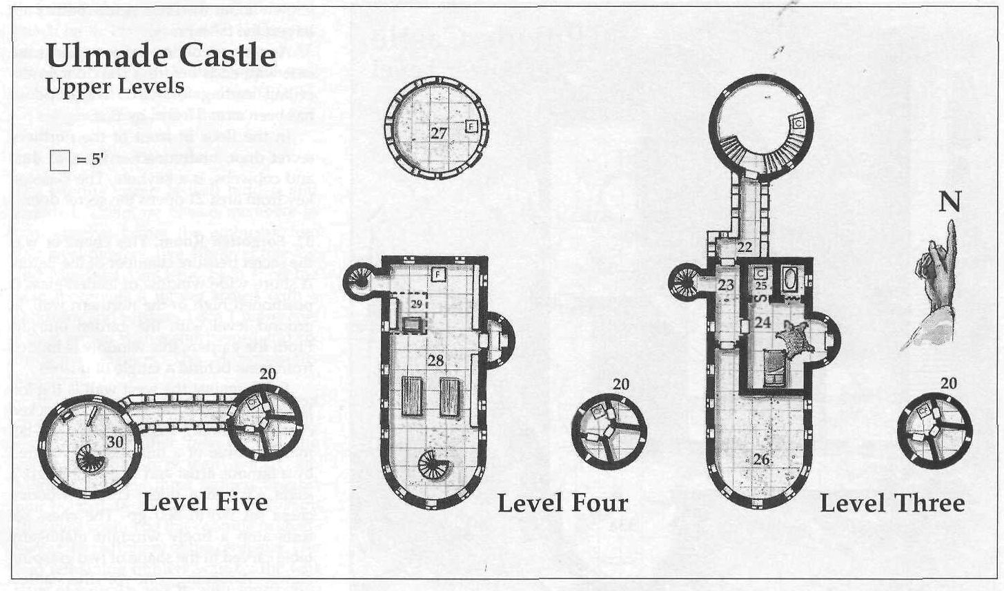 Its A Castle 3of4 Fantasy