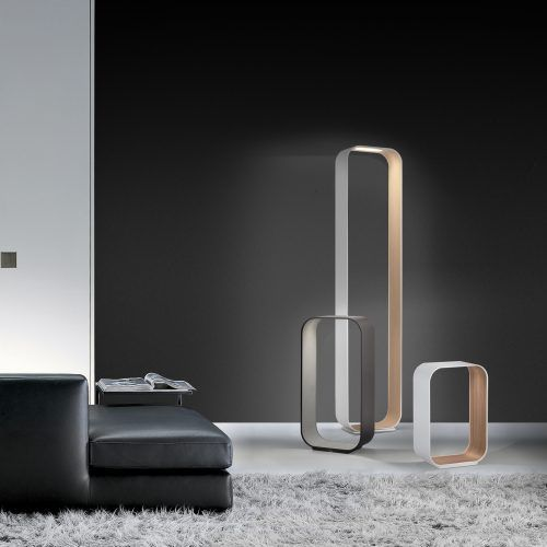 Pablo Contour Smart Floor Led Lamp