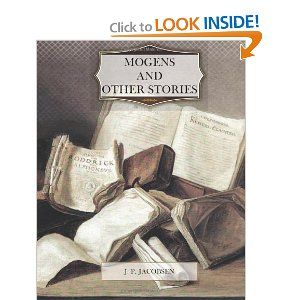 Mogens And Other Stories Jens Peter Jacobsen Books Favorite Books Good Books