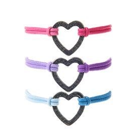 Best Friends Colourful Stretch Cord Bracelets