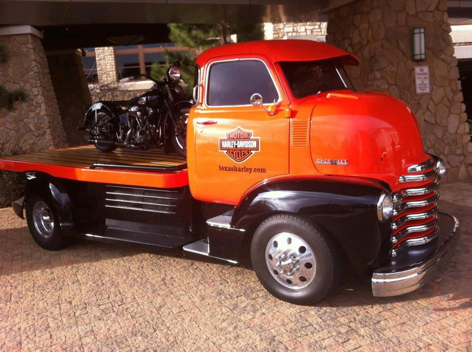 Chevrolet Used By Harley Davidson
