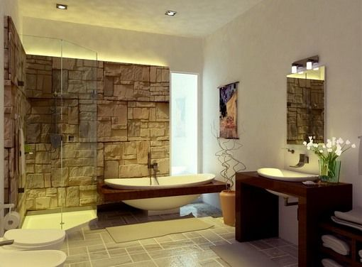 25 Best Asian Bathroom Design Ideas Small Spa Bathroom