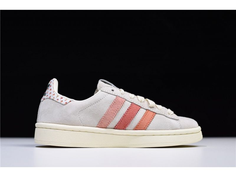 Adidas Campus Pride Multi Cream White/trace Pink-trace ...
