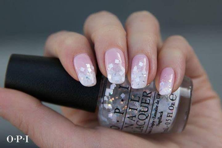 winter-wedding nail