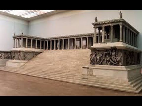 Rise Of The Beast Pergamon And The Seat Of Satan Beast Of Revelation Pergamon End Times Prophecy