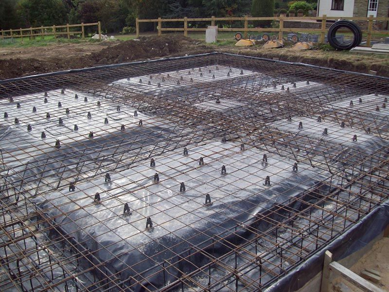 Building Regulations For Pile Foundations