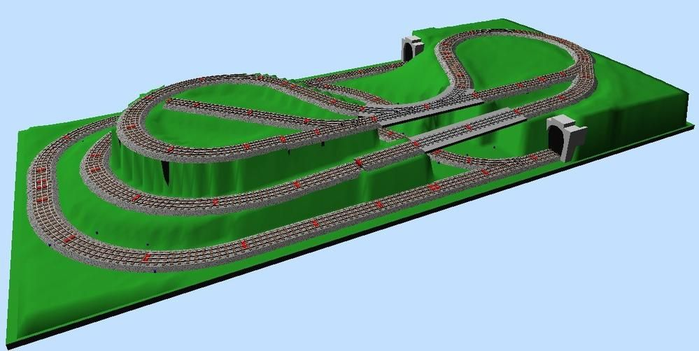 scarm track planning software