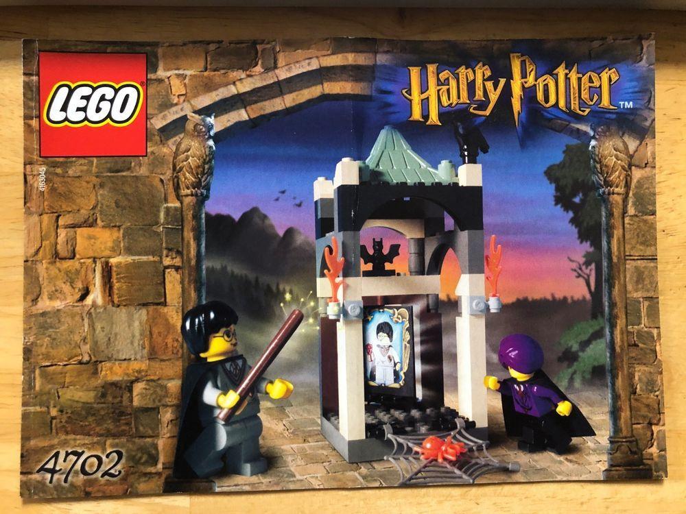 Lego Harry Potter Philosphers Stone The Final Challenge 4702 Complete Set Lego Harry Potter Lego Sets Lego Harry Potter Lego