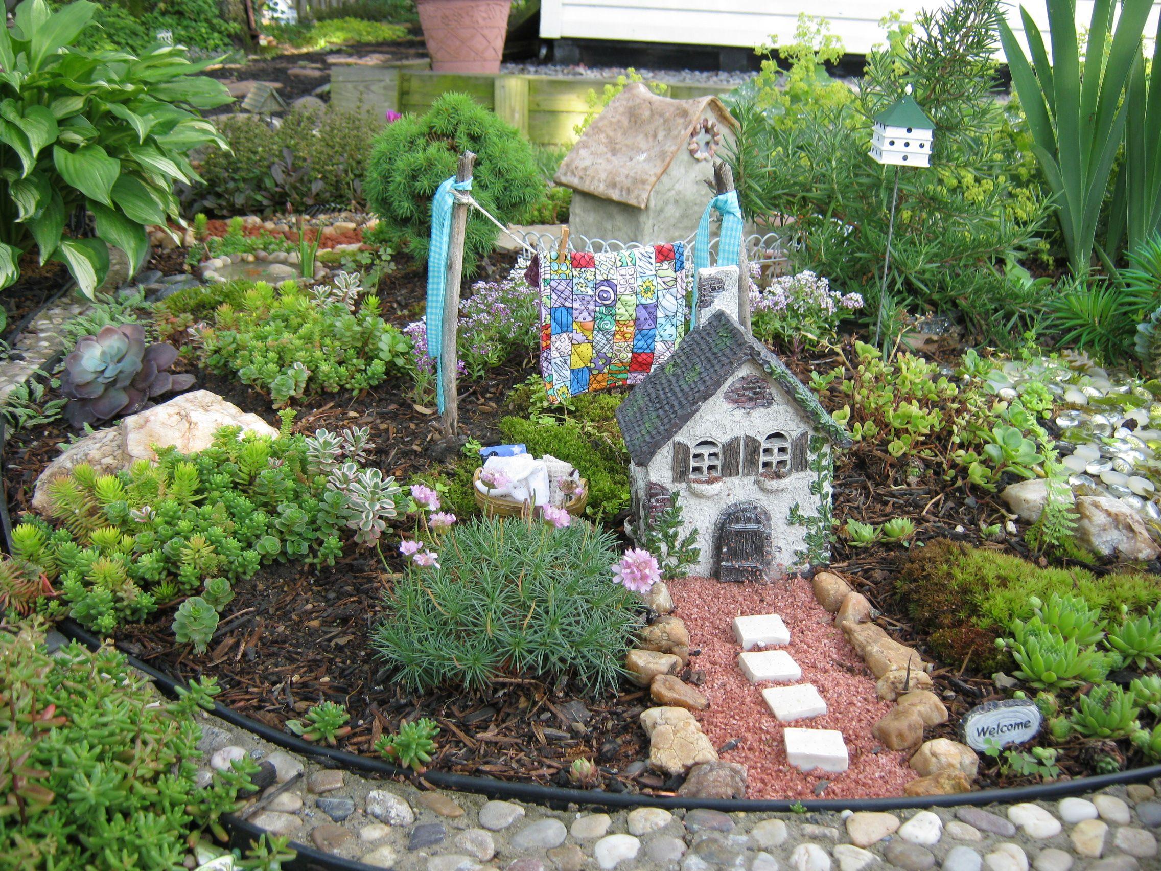 My Fairy Garden  2015