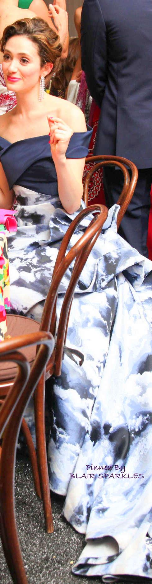 Emmy Rossum ♕♚εїз | BLAIR SPARKLES |
