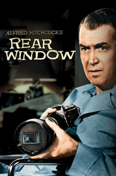 Cineplex Classic Film Series Free Screening of Rear Window (1954) Movie on September 13, 16 and 21, 2015 - Canada