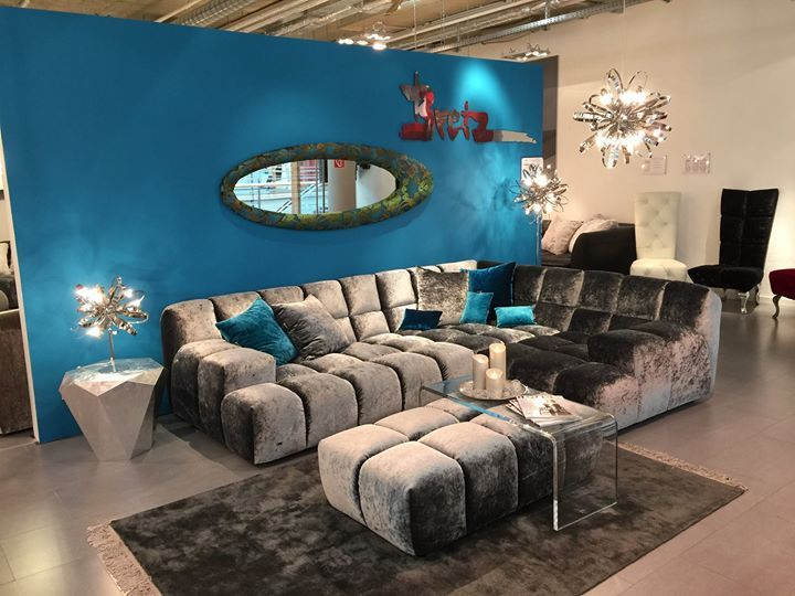 ocean 7 in the bretz stuttgart store couch pinterest. Black Bedroom Furniture Sets. Home Design Ideas