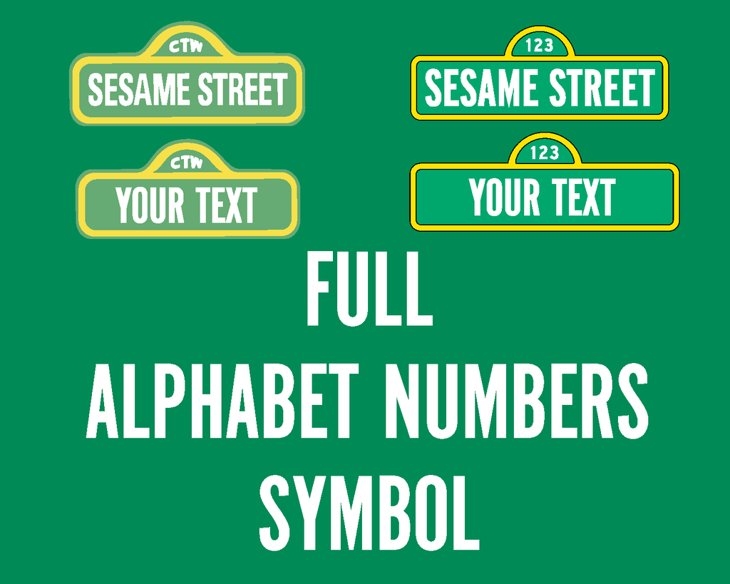 Pin By Sophia Minogue On Sesame Street Sesame Street Clip Art Alphabet