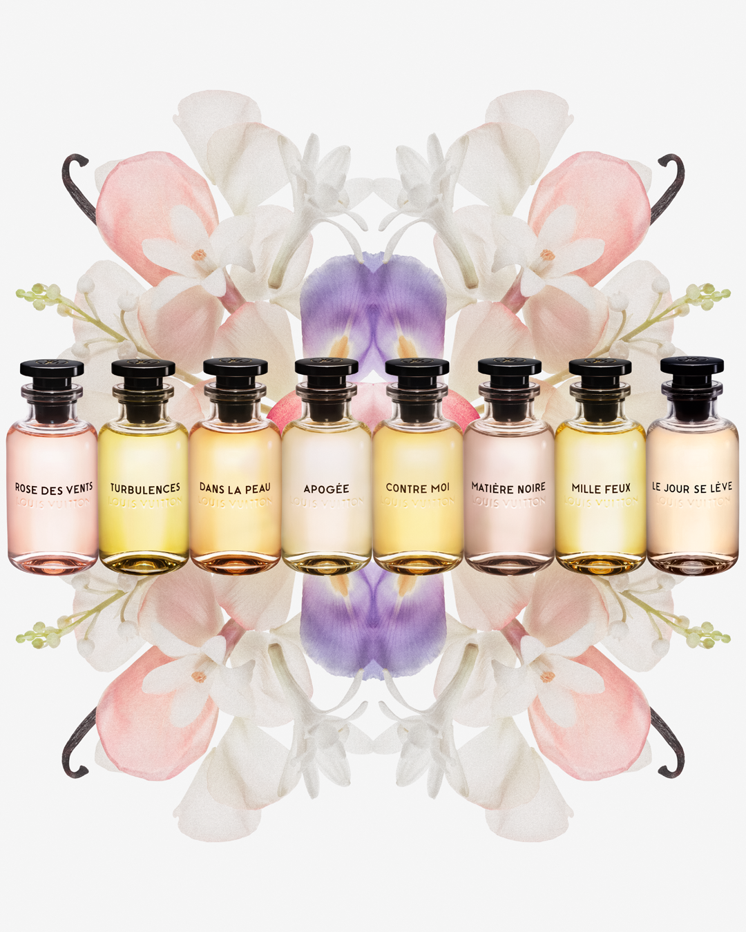 Les Parfums Louis Vuitton For Mothers Day Discover Eight