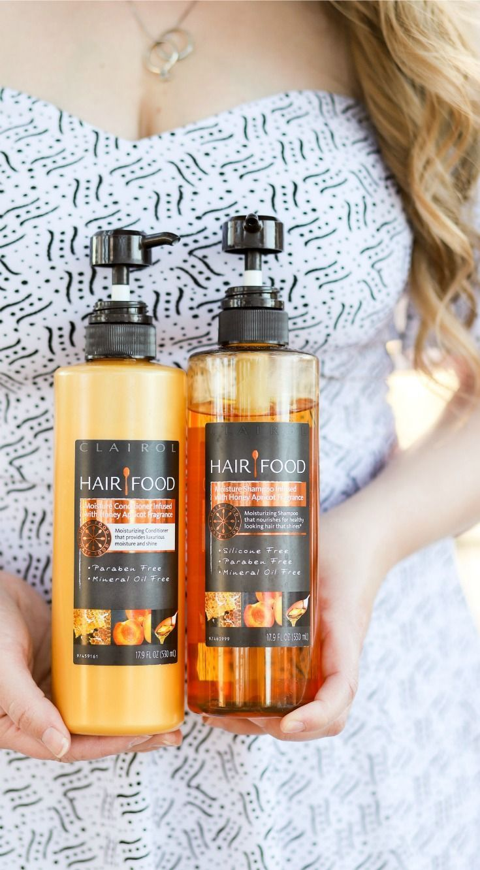 Ways to Repair Damaged Hair with Hair Food  Ashley brooke