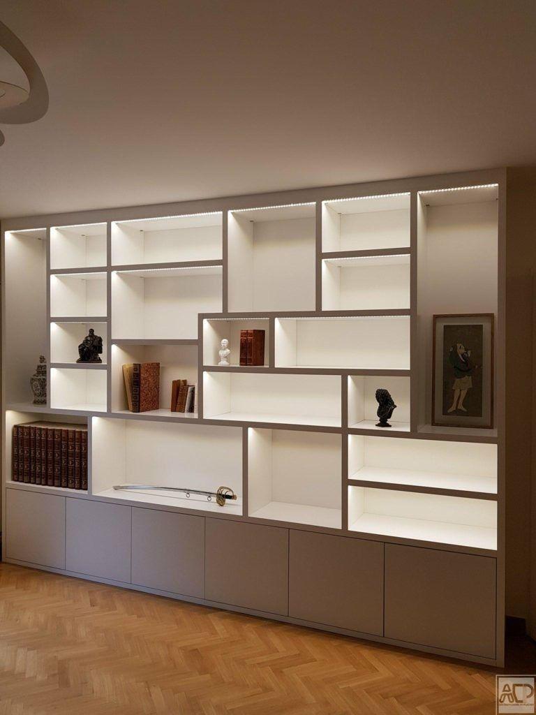 Fabricant De Bibliotheque Sur Mesure A Paris Depuis Plus De 15 Ans Bibliotheque Murale Design Meuble Rangement Salon Bibliotheque Sur Mesure