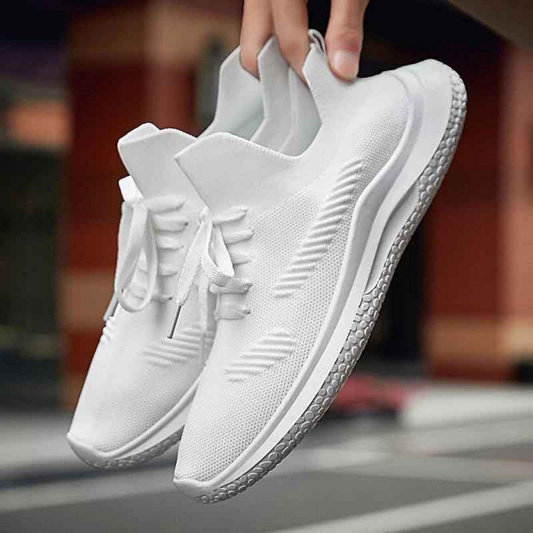 Full White Sneaker Stylish Lightweight Converse For Men White Gym Shoes White Sneaker Sneakers