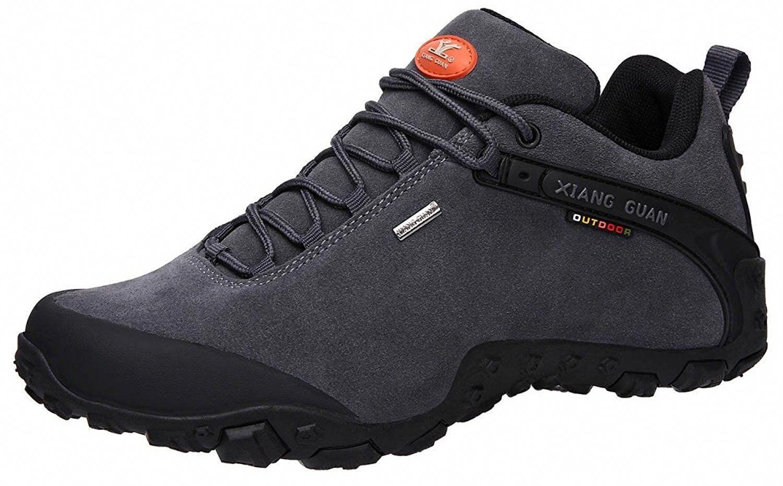 010c045db3bf9 Men's Shoes, Outdoor, Hiking & Trekking, Men's Outdoor Low-Top Lacing Up  Water Resistant Trekking Hiking Shoes - Grey - CI1858NGD4T #shoes  #Outdoorshoes ...