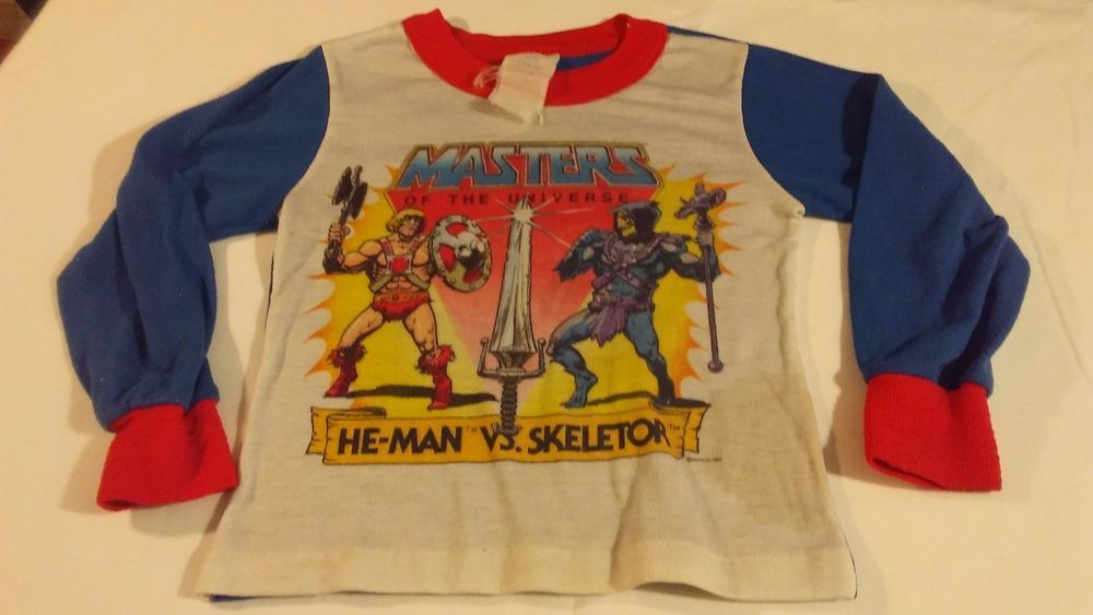 Masters of the Universe The Whole Gang Toddler T-Shirt