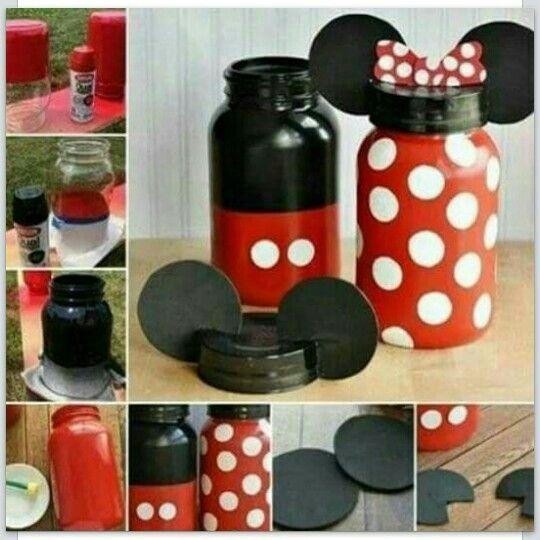Lembrancinha Mickey e Minnie