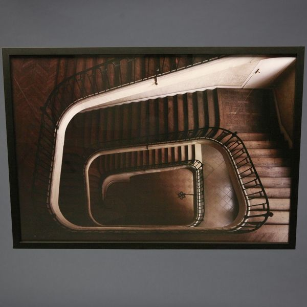 Lucee Charlemagne Staircase, Downview...awesome...also