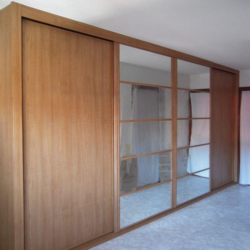Zapateros armarios armario armarios a medida armarios - Puertas correderas armarios empotrados ...