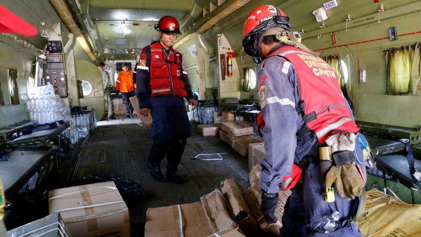 Llegó a Haití cargamento de ayuda humanitaria que envió Venezuela - globovision.com