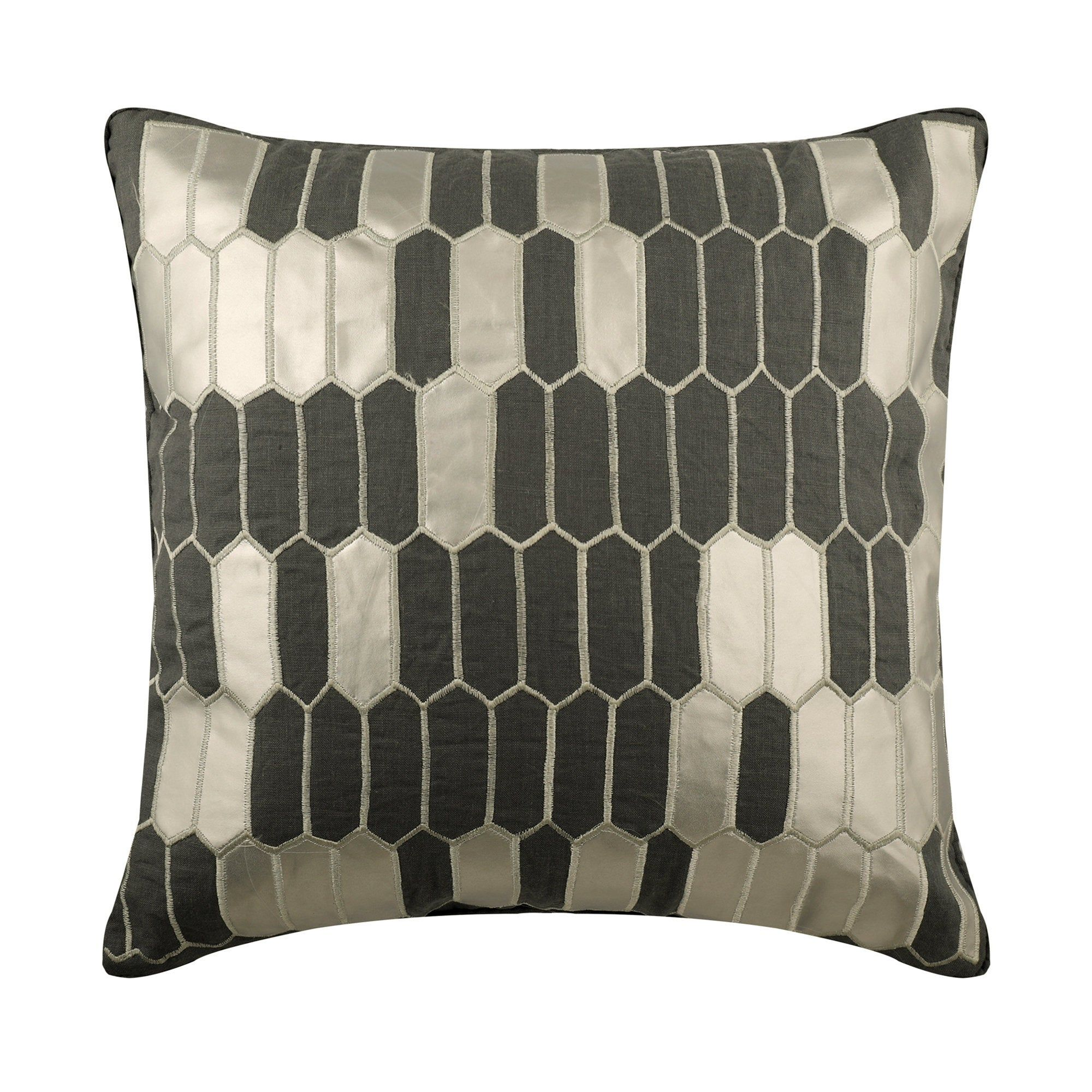 pillow covers silver throw pillows