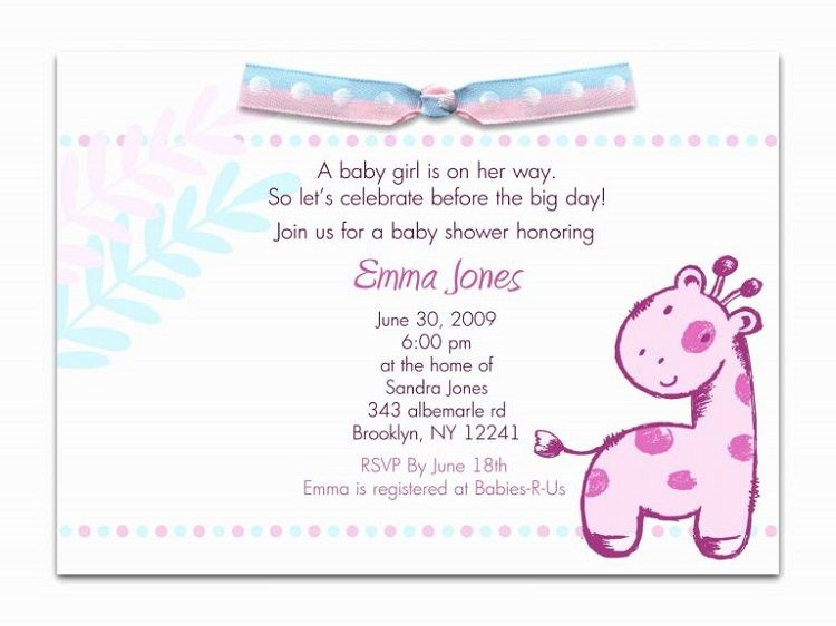 Baby Shower Invitations For Boys In Spanish