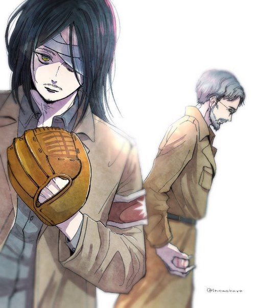 Eren And Zeke Jaeger Attack On Titan Attack On Titan Series Attack On Titan Attack On Titan Season