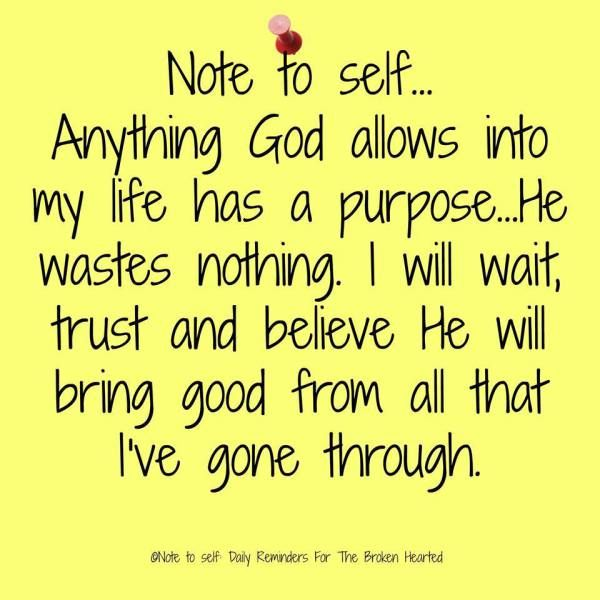 Note to self…Oct. 27th