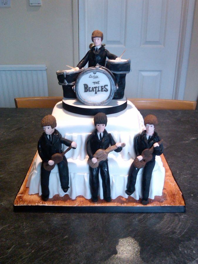 Stupendous The Beatles Beatles Birthday Beatles Birthday Party Beatles Funny Birthday Cards Online Alyptdamsfinfo