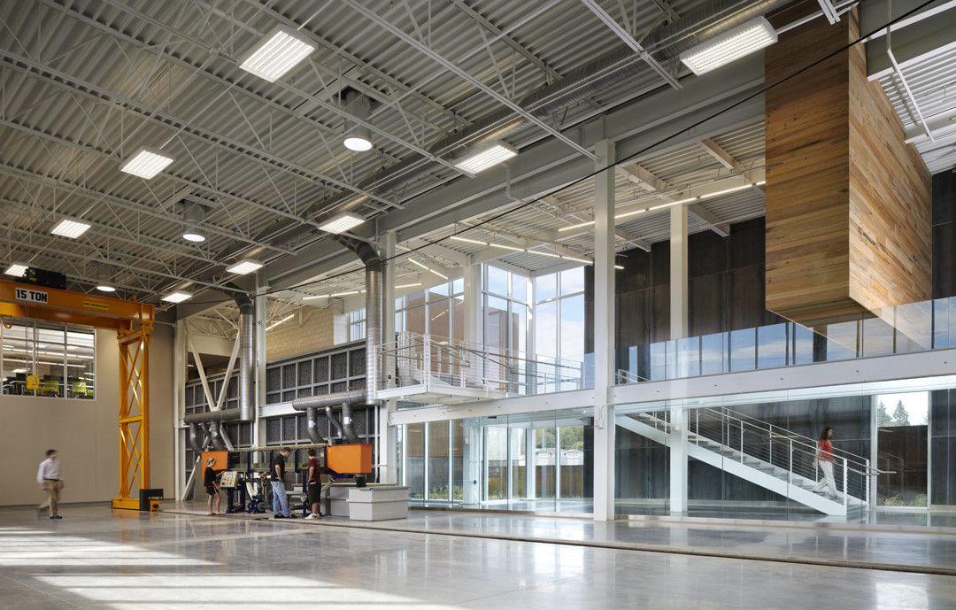 Gallery Of Umd Swenson Civil Engineering Building Ross Barney