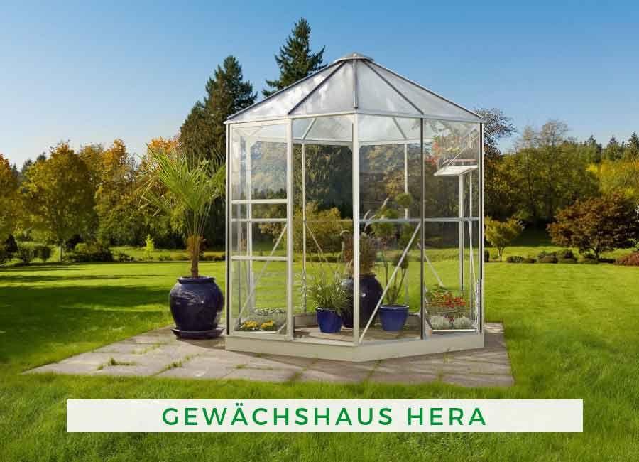 Gewächshaus / Pavillon Hera 4500 Garten gewächshaus