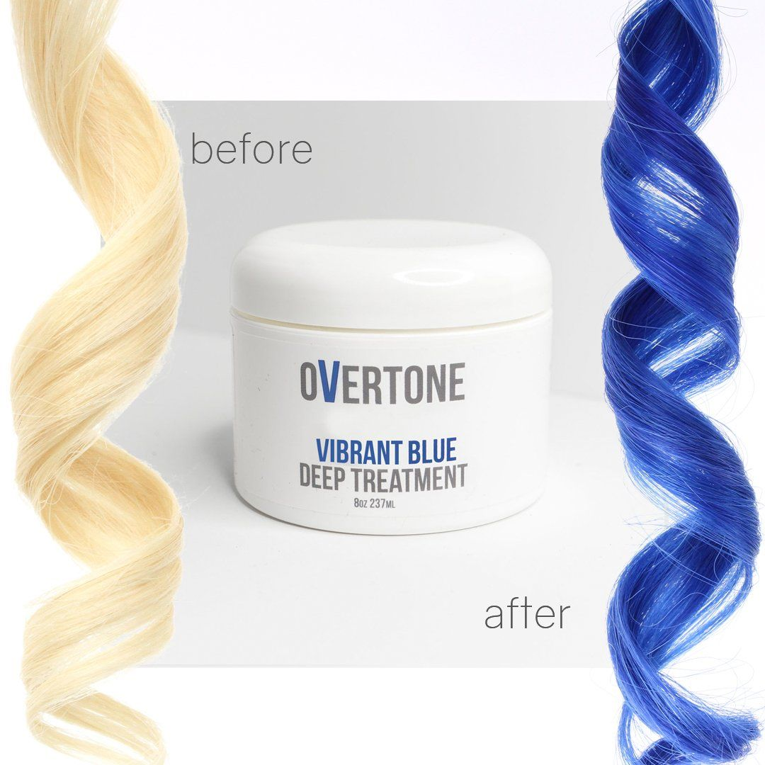Vibrant blue complete system in deep condition pinterest
