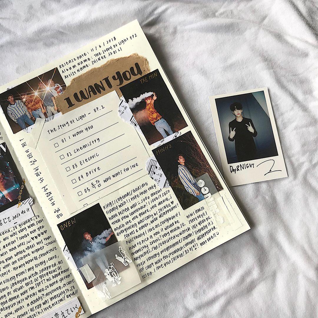 Pin on K-pop journal