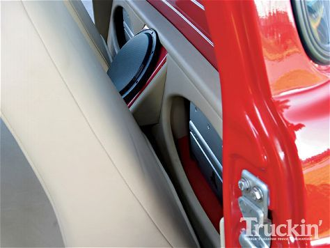 1957 Chevrolet Cameo Pickup Interior 201695 1957 Chevrolet Chevrolet 57 Chevy Trucks